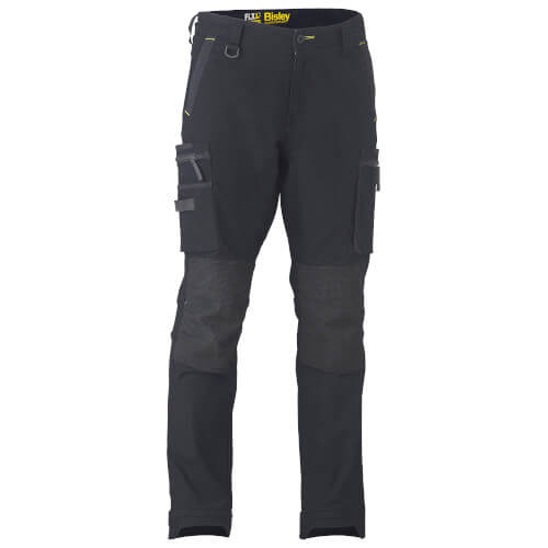 BISLEY FLEX and MOVE Work Trousers Stretch Work Trousers