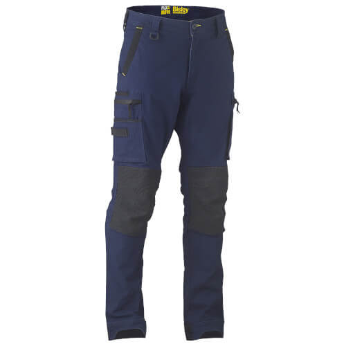 BISLEY FLEX & MOVE Stretch Work Trousers 6333 Navy
