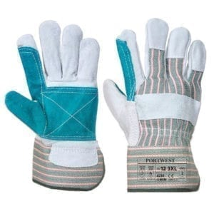 Portwest Double Palm Rigger Gloves A230