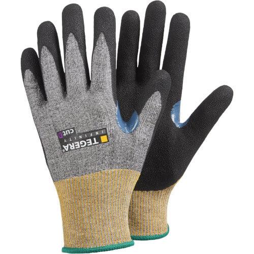 Ejendals TEGERA Infinity 8807 Level D Cut Resistant Gloves