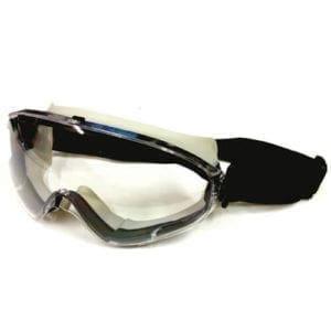 Galactic Clear Lens Rubber Safety Goggles