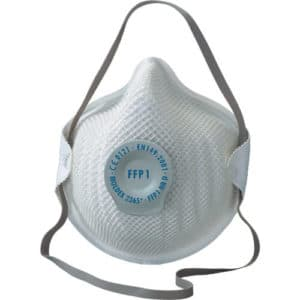 Moldex 2365 FFP1 Valved Dust Mask NR D (Box of 20)