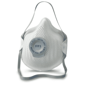 Moldex 2555 FFP3 Valved Dust Mask NR D (Box of 20)