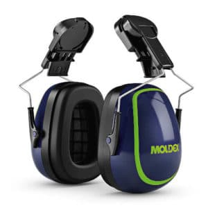 Moldex 6140 MX-7 Helmet Mounted Ear Muffs
