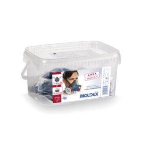Moldex 7122 Respiratory Box (A1P2 Filters)