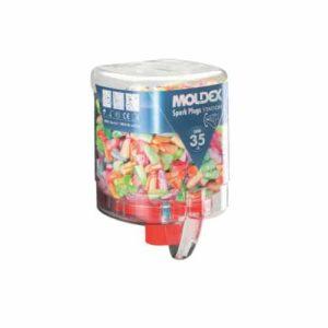 Moldex Spark Plugs MoldexStation Dispenser Refill without wall bracket