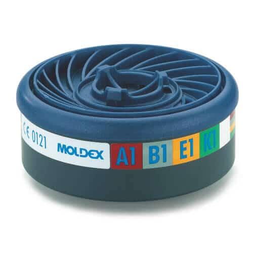 Moldex 9400 A1B1E1K1 Filters (Pair)