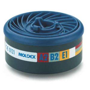 Moldex 9500 A2B2E2 Filters (Pair)