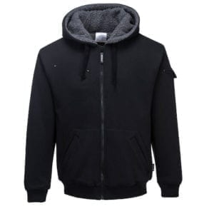 Portwest Heavy Duty Zip Up Hoodie KS32