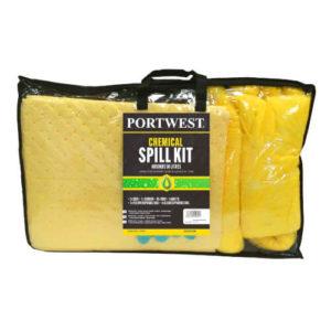 Portwest SM91YER 50 Litre Chemical Spill Kit