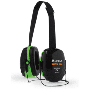 Alpha Solway SOTA N4 Ear Defender