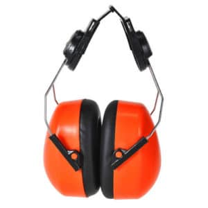 Portwest Hi-Vis Clip-On Ear Defenders PS47
