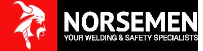 Norsemen White Logo