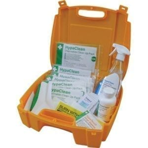 BODY FLUID DISPOSAL KIT 6 APPLICATIONS K-397