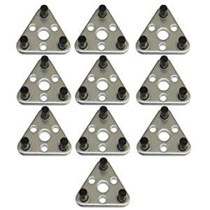 Triple Flint Spark Lighter Refills