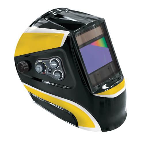 GYS ERGOTECH Automatic Welding Helmet 045477 Great Helmet