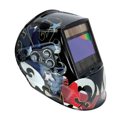 GYS ERGOTECH Automatic Welding Helmet 037212 DREAM DESIGN Great Helmet