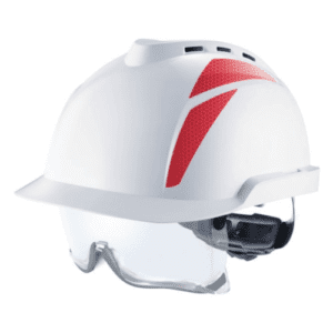 MSA V-Gard 930 Vented Safety Helmet