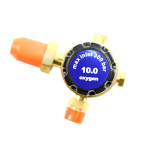 Oxygen Plugged Regulator (Single Stage) AE6001LX