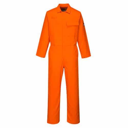 Portwest C030 Safe-Welder Welding Coverall Orange