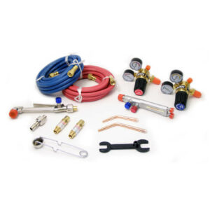 Workshop Welding and Cutting Set Oxy/Acetylene (Lighweight or Heavy-Duty)