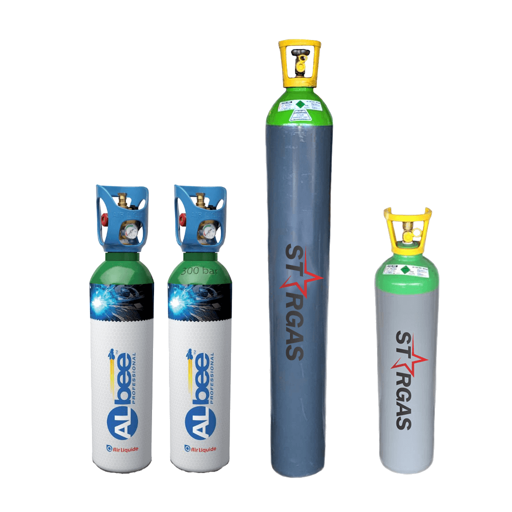 Albee and Stargas Rent Free Gas Cylinders Belfast, Northern Ireland