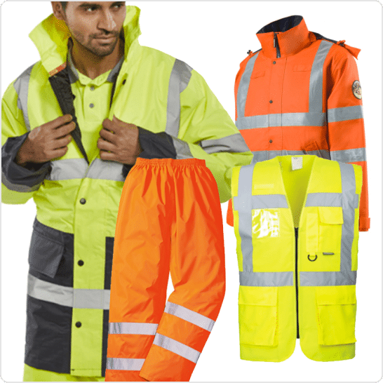 HIGH VISIBILITY category