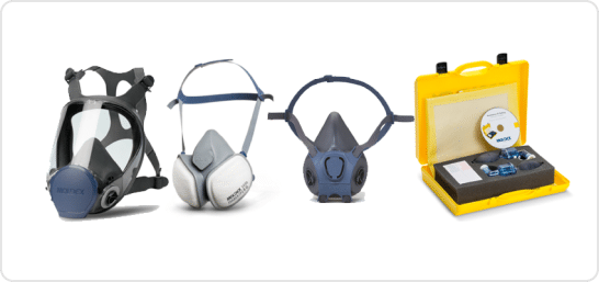 RESPIRATORY PROTECTION category