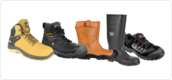 SAFETY FOOTWEAR category