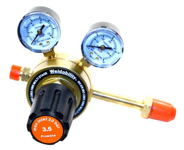 ae7004lxseext 2s 2g propane regulator sideentrylong