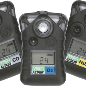 altair single gas detector