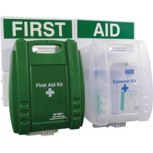 Evolution Eyewash & First Aid Point