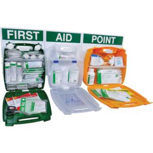 First Aid Point British Standard Evolution FAP32