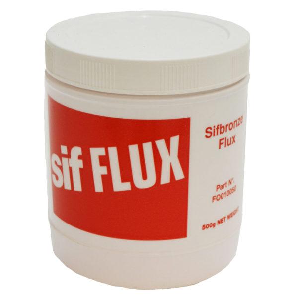 Sifbronze Flux Powder 500g fo010050