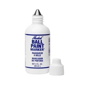 markal 84620 ball paint marker white