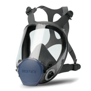 moldex 9000 full face mask 1