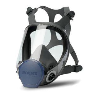 moldex 9000 full face mask 3