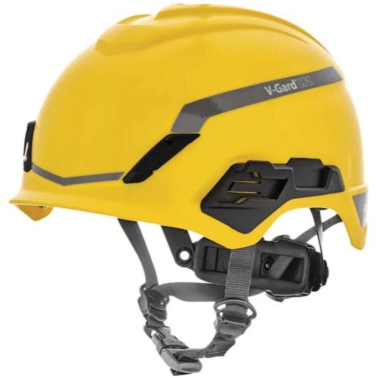 msa h1 yellow