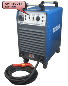 opticut125 plasma cutter