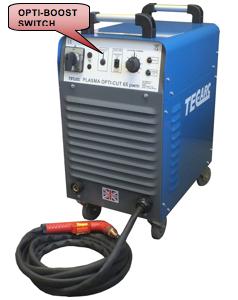 opticut95 plasma cutter