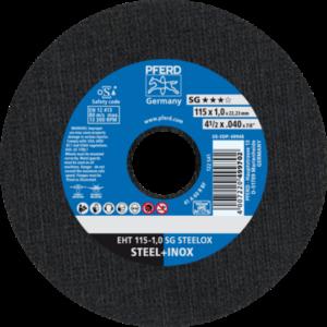 pferd 61340412 stainlesssteel sg steelox cutting disc