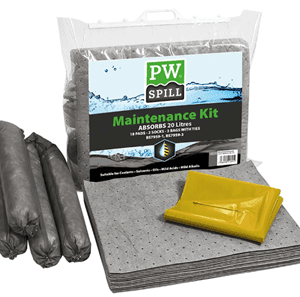 portwest sm30 20litre spill maintenance kit