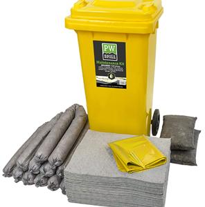 portwest sm33 120litre maintenance spill kit