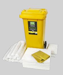 portwest sm63 oil only spill kit