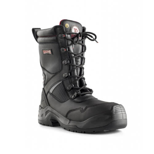 Roots Iowa S3 9 inch tall Safety Boots
