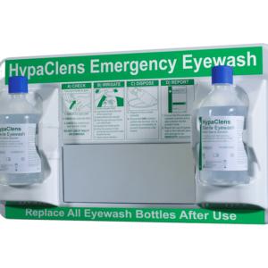 safetyfirstaid hypaclens eyewash station