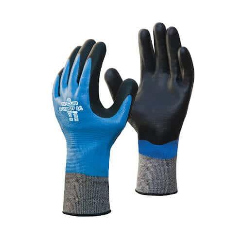 SHOWA S-TEX 377 Latex Work Gloves