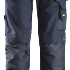 snickers 3214 navy craftsmen trousers