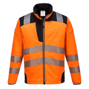 Hi Vis Softshell Jackets