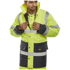 Hi Vis Traffic Jackets